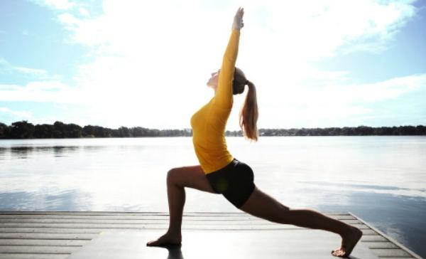 yoga 45 grados